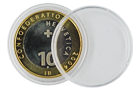 Coin capsules (CH coins)