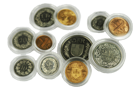 Coin capsules (all sizes)